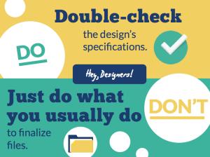 design process advice
